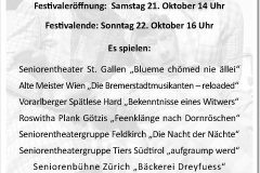 Int. Seniorentheaterfestival 2